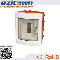 Chinese high quality water proof plastic distribution box