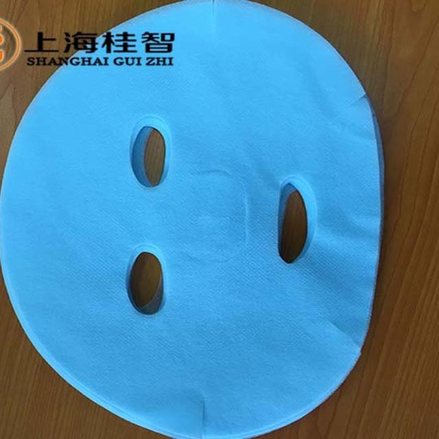 Tencel 100% natural fiber facial mask sheet tencel Spunlace Nonwoven