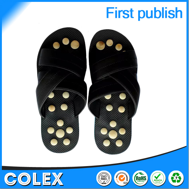 High quality foot massage slipper acupuncture for tens promote blood circulation therapy