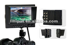 Lilliput HDMI Input & Output 16:9 Camera Mount 5 portable hdmi monitor
