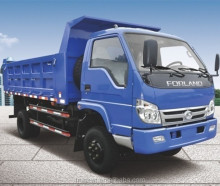 3 ton foton forland 4x4 small dump truck for sale