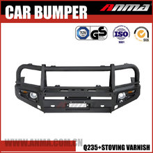 Front Position Grille Stainless steel bumper guard