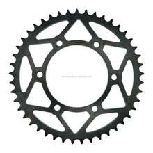 Steel Driven Motorcycle Rear sprocket 520 45T