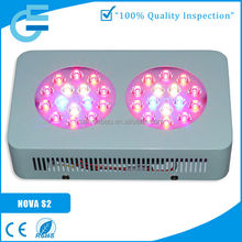 For Promote Photosynthesis LED Grow Light Full Spectrum Lamp Panel for Hydroponics & Greenhouse Veg Flower bloom
