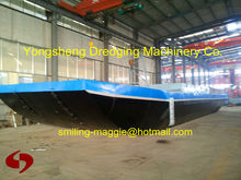 self discharging/unloader sand tranportation ship with speed 25km/h