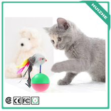 Mouse Shape Vinyl Eco-friendly Cat Toys Pet Toy Manufacturer