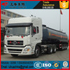 Fuel Tank Semi Trailer/Aluminum Alloy Oil Tanker Semi Trailers