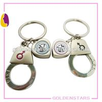 Promotion fashion metal musical gifts for love