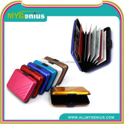 business card holder ,H0T030 money clip wallets , aluminium glasses case