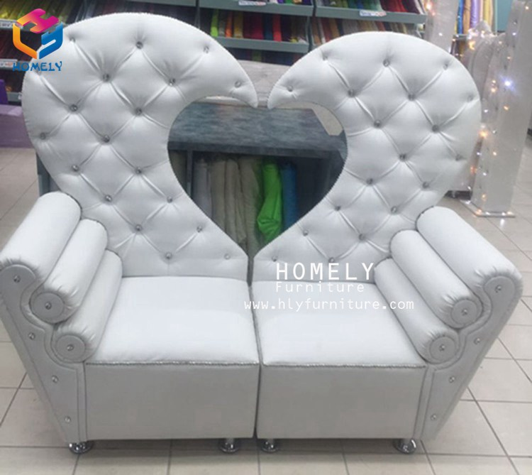 High Quality Chair Cum Home Lasy Wedding Sofa