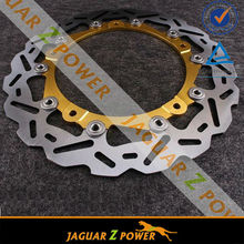For BMW Rear Stainless Steel Overside Supermoto Motorcycle Brake Disc