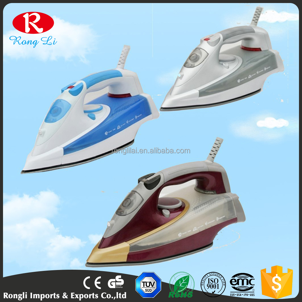 Best electric Vertical steam iron/clothes steam iron with Full Function