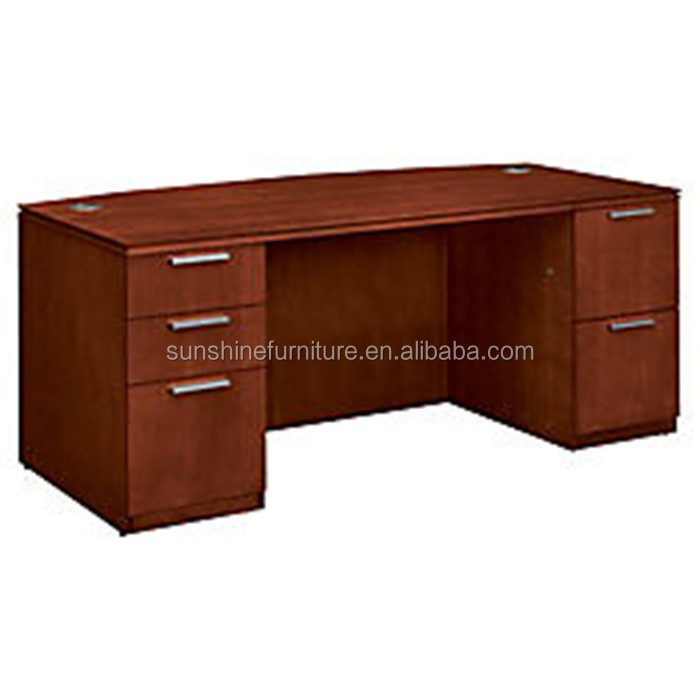 cheap high quality modern wooden office desk latest office table designs