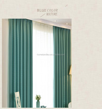 Curtain most beautiful Linen fabric outdoor balcony curtains