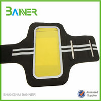 Outdoor Running Sports neoprene best selling armband for Iphone 6s