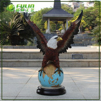 Resin Eagle 2015 Business Gifts