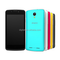 Cheap orginal ZOPO ZP580 4.5inch MTK 6572 Dual Core 512MB 4GB Dual Sim 3G WCDMA Android cell phone