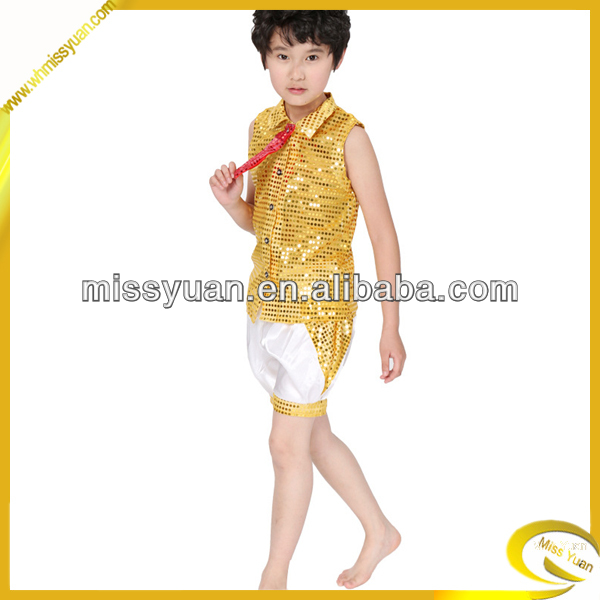 China cheapest Summer two piece boys clothing set