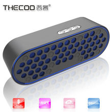 rubberized finish portable wireless mini bluetooth microphone speaker charging via Micro-USB