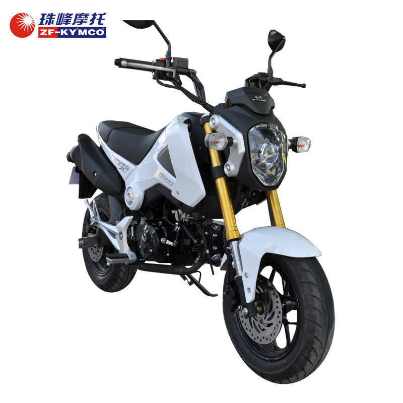 Fashion mini sport motorcycle with OEM manufacturer (ZF125-A)