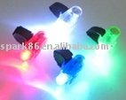 led multi color finger ring