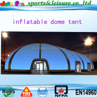 giant inflatable dome tent, dome tents for events, high quality inflatable tents for sale