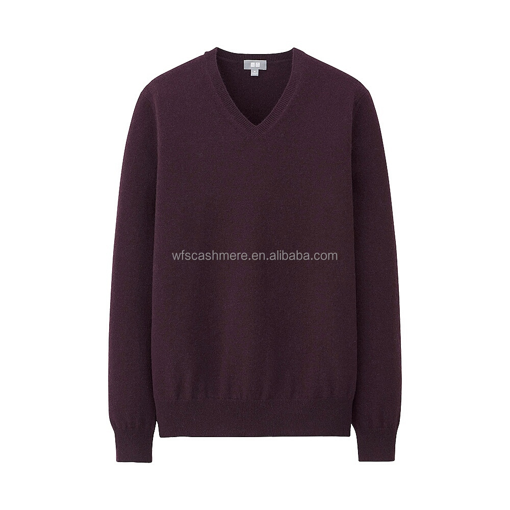 royal design knitting cashmere sweaters for men