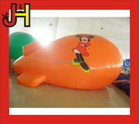 Inflatable Advertising Blimp For Flying Indoor Remote Controlled Blimp