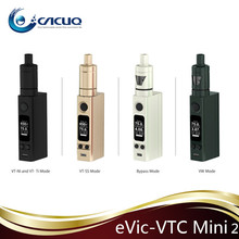 Joyetech eVic VTC Mini with TRON Firmware Upgradeable e zigaretten , evic vtc mini v2