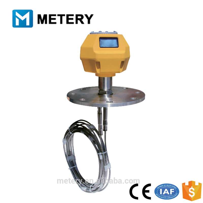digital guided wave rod radar level meter Measurement