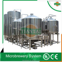 alcohol production equipment for brewery company OEM with ISO,UL
