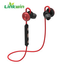 High Fidelity Sound Wireless Stereo Bluetooth Headphones, bluetooth Headset, Running eraphones With MIC