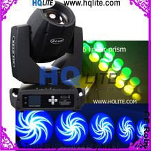 230w 7r sharpy beam moving head stage light 3in1