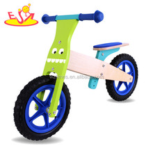 Wholesale best gift multicolor wooden 2 in 1 balance bike for children W16C095-3