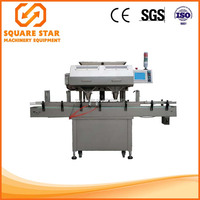 High speed and precision fully automatic vibrating tablet counting machine
