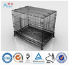 2014 new design high quality low price galvanized or PVC coated outdoor dog cage
