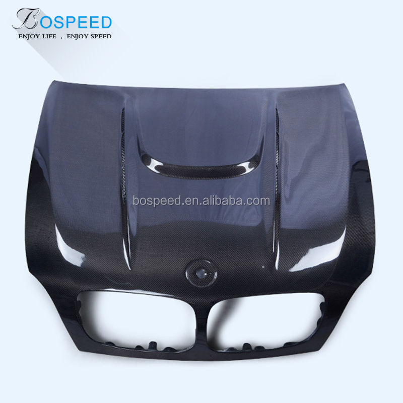 2009-2014 H Style Carbon Fiber Hood For BMW X Series X6 E71 E72