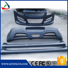 China High Quality and Precision plastic vacuum formed auto parts bumper car bumper with 10 years manufacturer experience