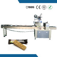 KD 320 food industry Chinese removed peanut bars packing machine