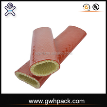 fire sleeve protect steam pipe