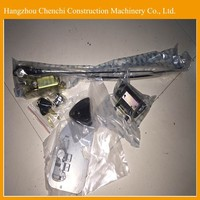 PC200-6 Cabin door lock for excavator