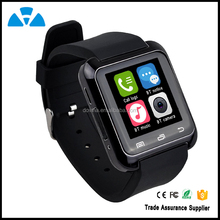 Dovina New Style U80 Bluetooth Smartwatch for Android and IOS,Anti-lost Alarm Fit for Smartphones IOS Android iphone