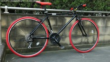 Chinese 700C Aluminum Racing Road Bike