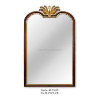 Made in China Living Room Gold Framed Decorative Wall Mirror