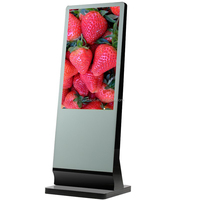 TFT and plasma 42 inch outdoor floor standing digital lcd advertising display