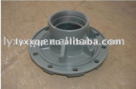 stable coefficient friction for MAN wheel hub 81443013146