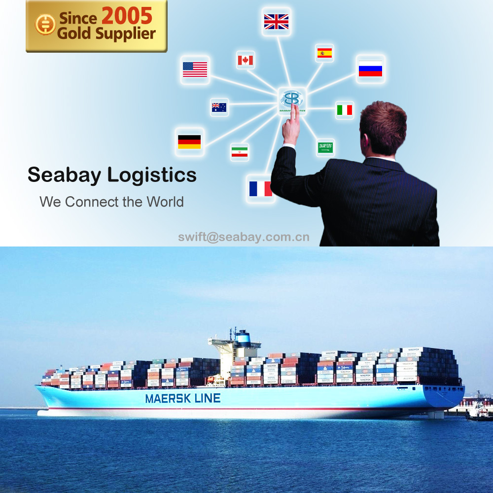 Alibaba Top Ningbo Freight Forwarder Shipping Agent Service