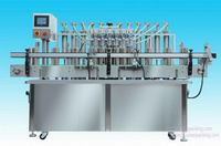 Contemporary top sell industry filler with sealing machine