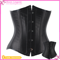 Cheap Fat Woman 26 Double Steel Bone Corset Big Women Corset
