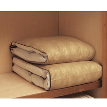 More Convenience Jumbo Housing Storage Bag for Quilt,Blanket,Down Jacket,Coat